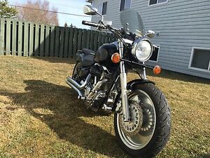 2001 Custom Yamaha Roadstar