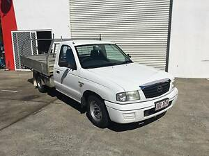 Mazda B2600 2004  UTE TRAY FAST FINANCE OR RENT TO OWN Arundel Gold Coast City Preview