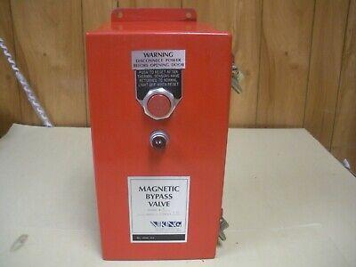 Viking Model B1 Magnetic Bypass Valve With Asco Valve 18210d2