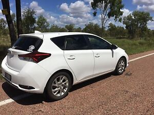 2015 Toyota Corolla Hatchback Clermont Isaac Area Preview