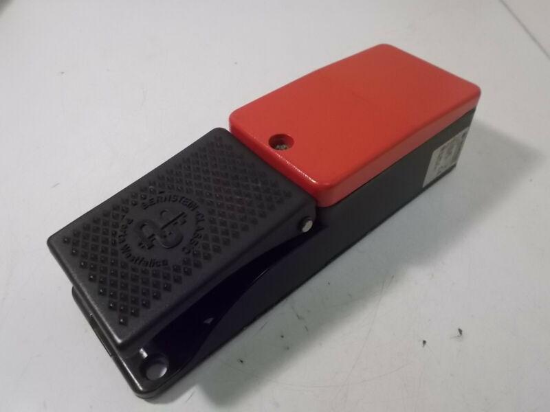 New Bernstein F1-U1 D Foot Pedal Switch