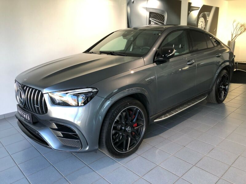 Mercedes-Benz GLE 63 S AMG 4M+ Coupe Pano/Air/AHK/Burmester