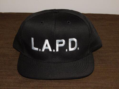 POLICE BASEBALL CAP HAT LAPD LOS ANGELOS NEW UNUSED