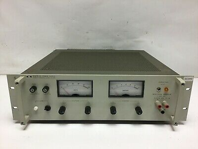 Hp Agilent 6267b Adjustable Dc Power 0 To 40v 0 To 10a Load Tested