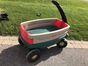 Little tikes wagon