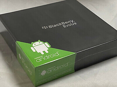 Blackberry Evolve BBG100 64GB Dual SIM 4G GSM UNLOCKED 6' Android SmartPhone NEW