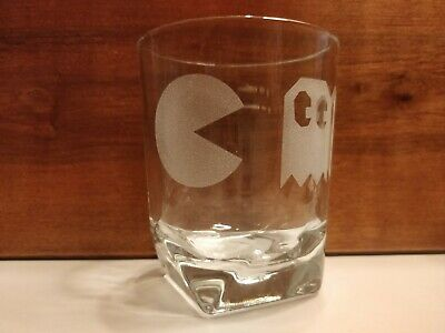 PACMAN (4pk GLASS CUPS)