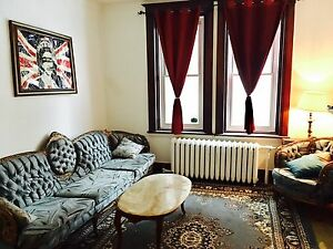 Weekly/Monthly 1BR apt. 5min away downtown!