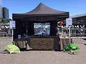 Crêpes Stall Melbourne City Preview