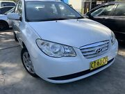2009 Hyundai ELANTRA SX, auto sedan 12 months rego Bonnyrigg Fairfield Area Preview
