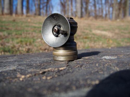Antique SUN RAY DEWAR MFG Miners Carbide Lamp Lantern PAT.PEND.