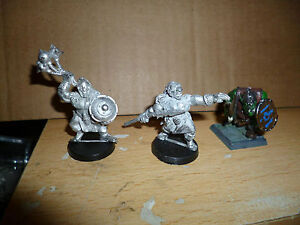 Fantasy 28mm Generic Figures metal cast