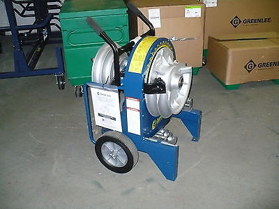 Current Tool 77r 12-2 Electric 12-2 Conduit Bender New