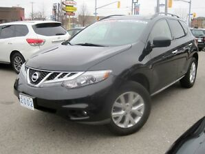 2013 NISSAN MURANO SV | 2 Sunroofs • Heated Seats • Alloys