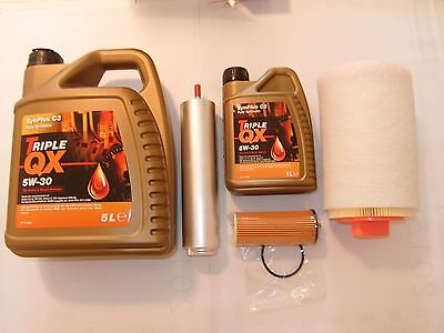 SERVICE KIT INCLUDING OIL  FITS  MINI  2010 ONWARDS 1.6 & 2.0 DIESEL