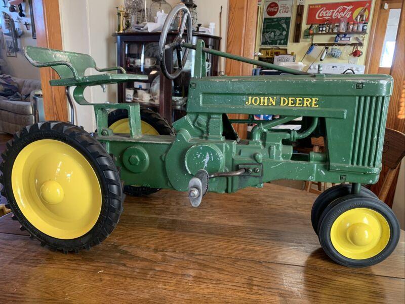John Deere Small 60 Eska Pedal Tractor