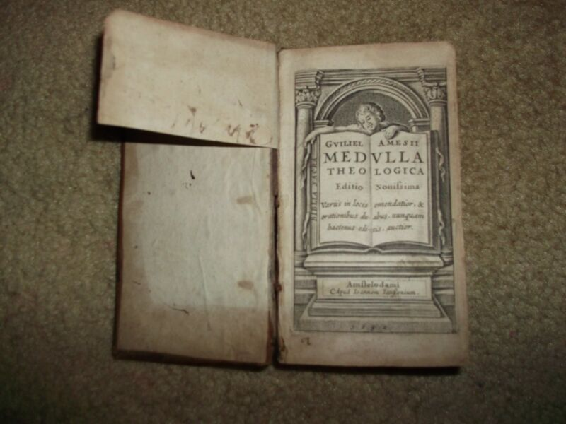 RARE BOOK  FROM 1651