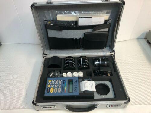 Zeltex ZX-101XL Portable Near-Infrared Octane/Cetane Analyzer ZX101XL