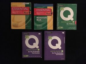 Cambridge essential maths year 9 in melbourne region vic cambridge essential maths year 9 in melbourne region vic textbooks gumtree australia free local classifieds fandeluxe Gallery