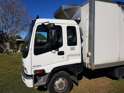 refrigerated truck Redland Bay Redland Area Preview