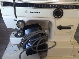 Janome sewing machine Greta Cessnock Area Preview