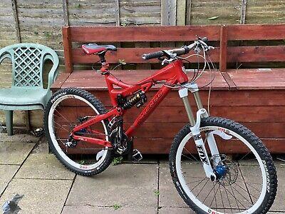 Intense 6.6 Full Suspension Mountain Bike.