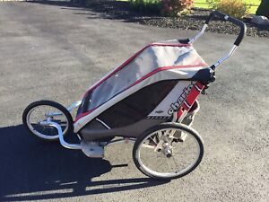 Cougar Chariot double stroller
