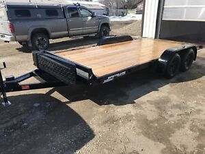 2018 southland flat deck trialer REDUCED