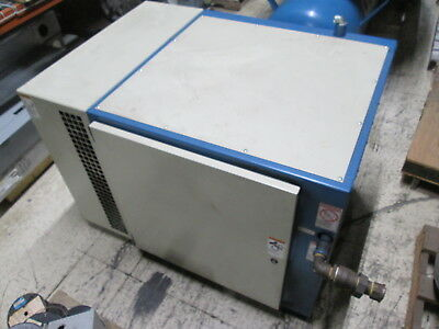 Quincy Rotary Screw Compressor Qmb15aca32sf 15hp 460v 55428 Hours Used