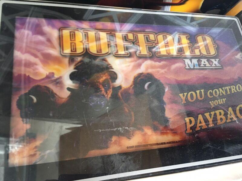 Aristocrat Buffalo Max Slot Machine Topper
