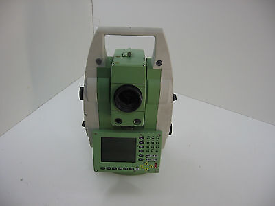 """LEICA TCRA1205 R100 5"""" ROBOTIC TOTAL STATION FOR SURVEYING, ONE MONTH WARRANTY"""
