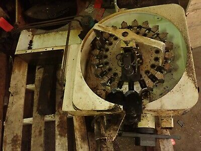 Kitamura Mycenter 2x Automatic Toolchanger Assembly Onlymissing All Pods02623