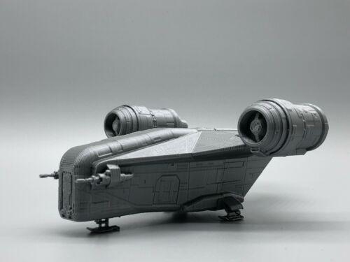 "Huge 15.5"" Long The Mandalorian Razor Crest Spaceship"