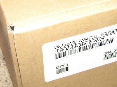 Verifone Vx680 Base M268-u32-00-wwa Wbox