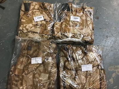 Job lot of 4 x BRAND NEW unissued desert DPM osprey ensemble, Mk2 / 3 in bags