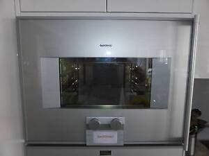 Gaggeneau Steam Oven ( Never Used ) Parrearra Maroochydore Area Preview