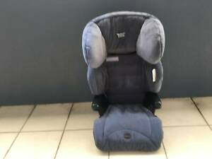 "CAR SEAT ""MOTHERS CHOICE"" BOOSTER SEAT FOR CHILD USING SEAT BELT"