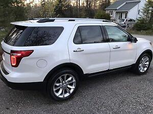 Ford Explorer 2012 XLT