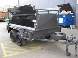 8x5 Tandem Tradie Trailer From Forward Trailers Australia Carrum Downs Frankston Area Preview