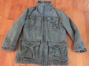 Boys size 6/7 coat jacket, jeans, clothes