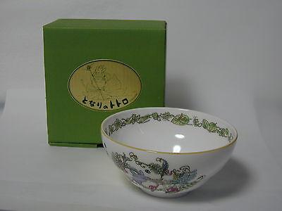Totoro Noritake bone China Rice bowl #4924-11  /Totoro Studio Ghibli  Bone China Rice Bowl