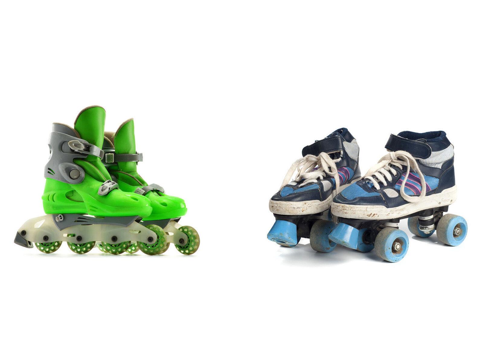Roller shoes london - Roller Skates Vs Inline Skates