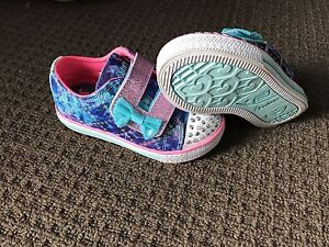 Kids Skechers Brand New Twinkle Toes Upper Coomera Gold Coast North Preview