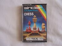 Sinclair Zx Spectrum Chess 48k - spectrum - ebay.co.uk