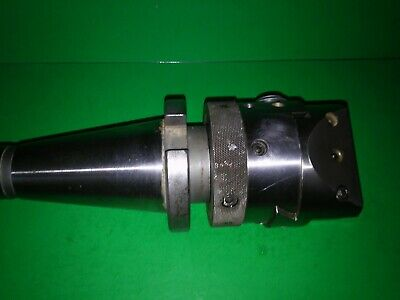 Made In France Enco 34 Automatic Boring Facing Head Cat 50 Tool Holder