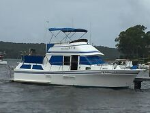 """35"""" Polaris Aft Cabin Cruiser Marks Point Lake Macquarie Area Preview"""