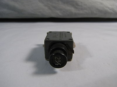Aircraft Circuit Breaker 2 12 Amp For Boeing Bacc18z2r 2tc6-2 12 New