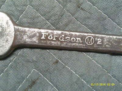 Lathe Wrench Milling Machine Wrench Grinder Shaper Fordson 12 34