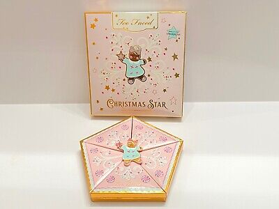TOO FACED CHRISTMAS STAR LIMITED EDITION FACE & EYE PALETTE~NIB~FAST SHIPPING ()