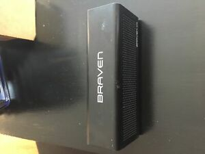 Braven Portable Bluetooth Speaker